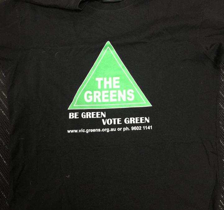 Vintage Green Tee