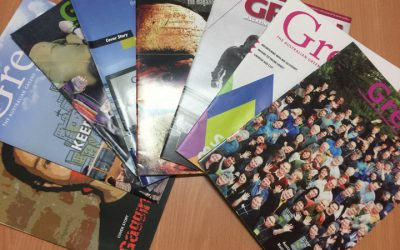 Greens Mag Collection