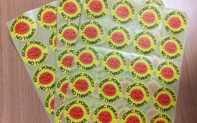 Atomic Stickers